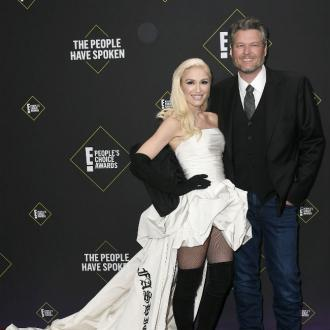 Gwen Stefani wows in monochrome dress at People's Choice Awards 2019