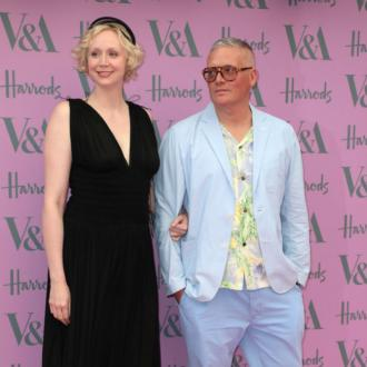 Giles Deacon 'instantly smitten' with Gwendoline Christie