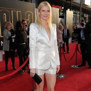 Gwyneth Paltrow Ready For Action