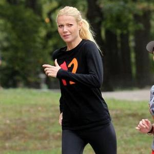 Gwyneth Paltrow's Short Drive To Party