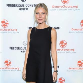 Gwyneth Paltrow has grown to like herself