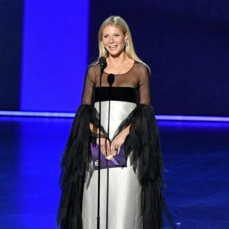 Gwyneth Paltrow's vintage gown restricted movement
