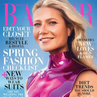Gwyneth Paltrow on good terms with exes
