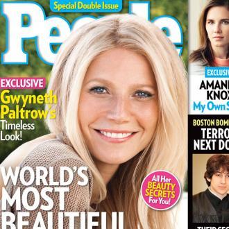 Gwyneth Paltrow Has No Grey Hair