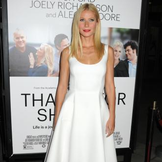 Gwyneth Paltrow: Chris Is Relaxed About Sex Scenes