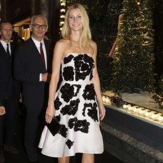 Gwyneth Paltrow Snubs Mett Ball Invite?
