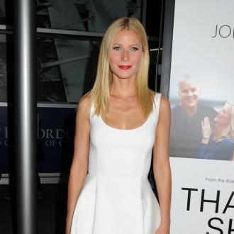 Gwyneth Paltrow: Singing Is Best 'Side Job'