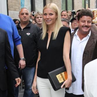 Chris Martin And Gwyneth Paltrow Attend Screening