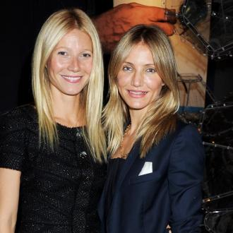 Gwyneth Paltrow: Cameron Diaz is going to be the best mum