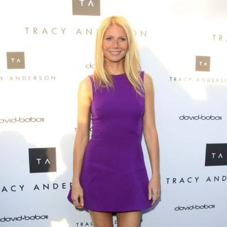 Gwyneth Paltrow Acts 'Nuts' In Her Own Gym