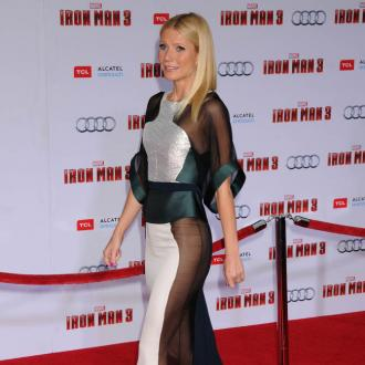Gwyneth Paltow Made Antonio Berardi's Dress 'Iconic'