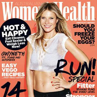 Gwyneth Paltrow struggles with back pain