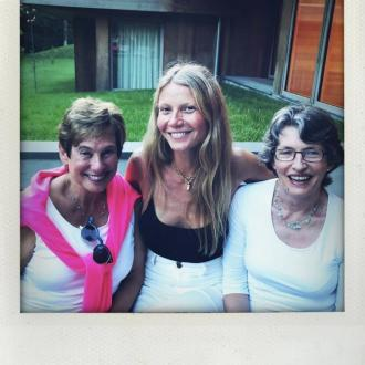 Gwyneth Paltrow praises her current and former mother-in-laws