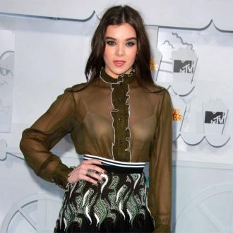Hailee Steinfeld 'nervous' about singing on-screen