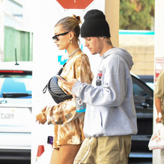 Sharing is caring: Hailey and Justin Bieber share a hairbrush and beauty products