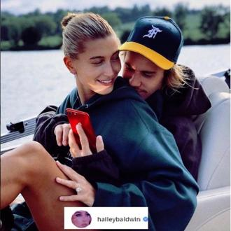 Hailey Baldwin Praises 'Best Friend' Justin Bieber