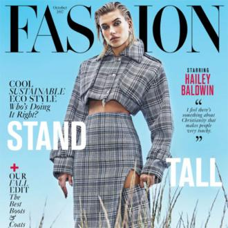 Hailey Baldwin: Social Media Brings Out My Insecurities