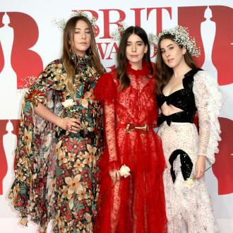 Este Haim is fed up with bass face memes