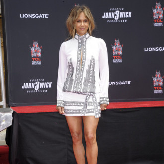 Halle Berry: Bruised wasn't meant for me