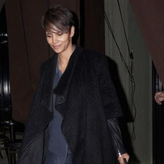 Halle Berry Didn't Shower For Eight Weeks