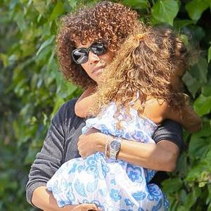 Halle Berry Gets Support From Salma Hayek