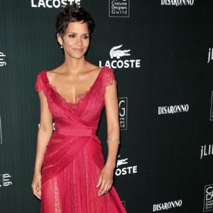 Halle Berry Hits The Red Carpet At Costume Designers Awards