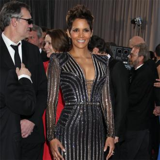 Halle Berry's Bond Girl Dress