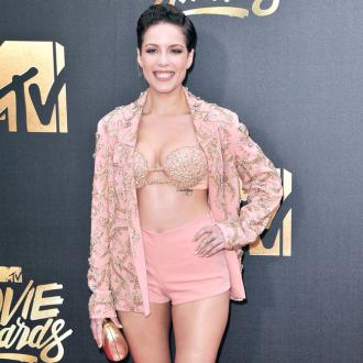 Halsey blasts fan who slammed her Playboy shoot
