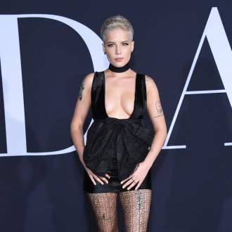 Halsey disappointed in AMA nominations