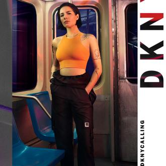 Halsey fronts DKNY Spring 2020 campaign