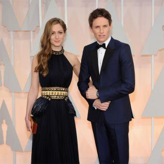 Eddie Redmayne lost wedding ring