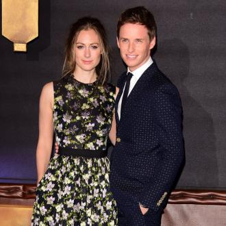 Eddie Redmayne becomes a father again