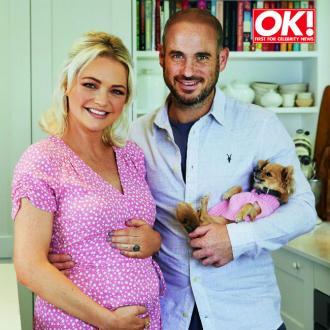 Hannah Spearritt is pregnant