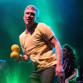 Happy Mondays' Bez makes vocal debut on trippy Doorly track