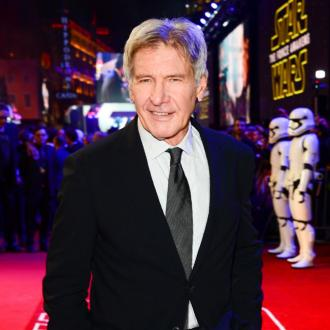 Harrison Ford's kids keep appropriate distance from his job