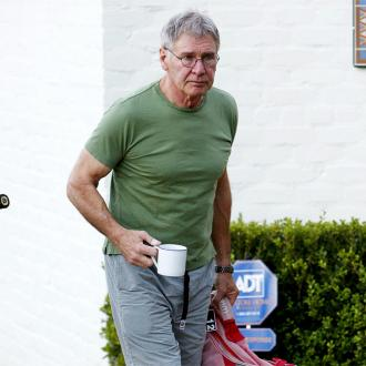 Harrison Ford 'Sedated' At Comic-con