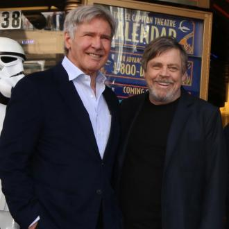 Harrison Ford Remembers Carrie Fisher During Mark Hamill's Walk Of Fame Ceremony