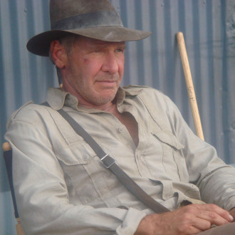 Harrison Ford's Indiana Jones Fedora up for sale