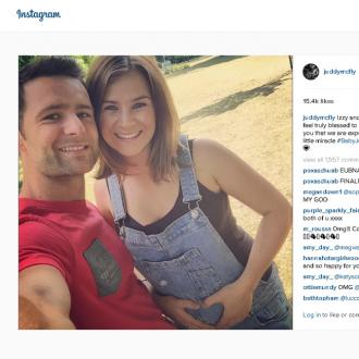 Harry Judd hopes baby stops wife's boredom