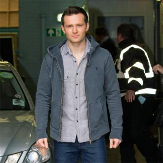 Colour co-ordinated Harry Judd