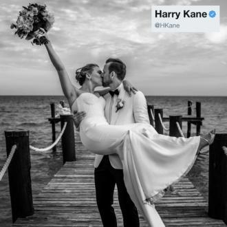 Harry Kane Is Married