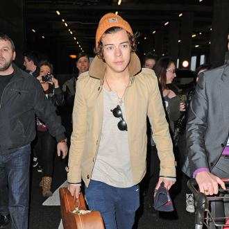 Harry Styles Comforted By Reality Star