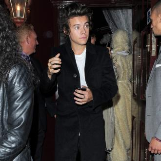 Harry Styles Fancies Rosie Huntington-whiteley
