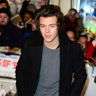 Harry Styles Jets In To See Kendall