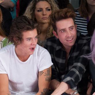 Harry Styles Enjoys Nick Grimshaw Sleepovers