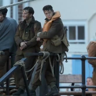 Harry Styles didn't find Dunkirk underwater scenes hard