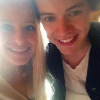 Harry Styles Gets Cosy With Norwegian Beauty