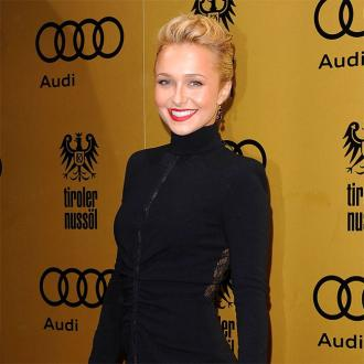 Hayden Panettiere Unharmed In Crash