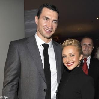 Unrest In UKraine Halts Wedding Plans For Hayden Panettiere