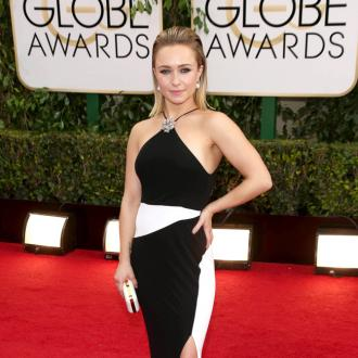 Hayden Panettiere Bought Golden Globes Gown